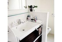 トイレのある洗面室