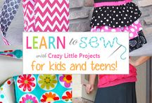 Easy sewing for kids