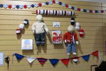 Fun with Yarn / Fun and creative ideas using yarn for garments, decoration, toys and anything else you can make!