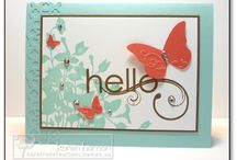 StaMpiN' Up LovE / Stampin Up ONLY! / by Kristin Grahmann