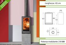 Nestor Martin design - camini e stufe a legna / fireplaces and design stoves / La linea di camini e stufe design Nestor Martin è distribuita in Italia da Zetalinea SRL: scopri il rivenditore più vicino a te per toccare con mano la qualità Nestor Martin!