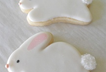 pretty bunny party / by Mrs. Deane