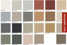 Kleurencombinaties - kleur en interieur