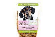 Grain Free Dog Treats / A collection of Bone Appétit Bakery Grain Free Dog Treats