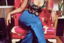 Linda Carter / Atriz Que Interpretou o a Mulher Maravilha