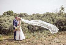 Bruidssluiers / Een bruidssluier maakt jouw look helemaal af!
