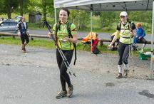 Ultra trail a hory / Ultra trailové závody, dálkové pochody, výlety po horách