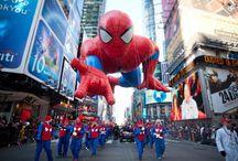 2012 Macys Thankgiving Parade / by Donna DeForge Delikat