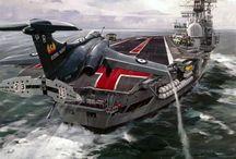 lietadlové lode