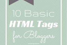 - html for bloggers // portable income toolkit - / HTML guides and infographics for #portableincome entreprenuers.