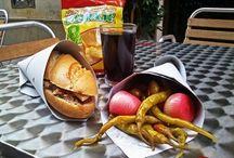 Fotos de Almuerzos / Aquí puedes ver lo que hemos almorzado para valorar los mejores bares de tapas. ¡QUE APROVECHE!