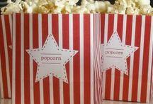Movie/Oscar Party Ideas