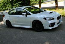 Subaru WRX STI il test drive