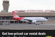 Car Rental Abu Dhabi Airport / Low priced car hire deals at Abu Dhabi airport with www.carrentalabudhabiairport.com