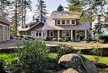 exterior cottage