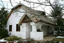 vidéki házak  houses of countryside