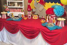 Cumpleaños de circo