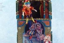 Judith Orr Miniatures / Miniatures, dolls, fairies / by D