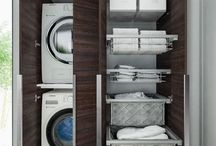 Laundry cupboard