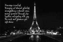 Vie a' Paris / I want to go to Paris one day