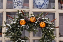 WREATHS  of Colonial Williamsburg / Christmas Wreaths of Colonial Williamsburg