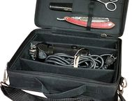 Clipper Carry Cases and Racks / At Atlanta Barber and Beauty Supply, we have been the best selling barber supply store for over 70 years.  We have several different clipper carrying cases. #ABBS #Atlanta #Barber #supplies #clipper #carrying #case