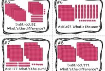 Numeracy Task Cards / by iteach
