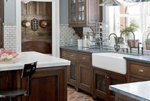 Kitchens, I just love kitchens! / by Kathy Spriggs