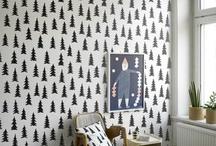 Interiors: Teen's bedroom