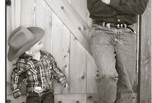 Cowboys / by Mary Baker