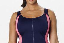 Chlorine Resistant Women's Swimwear