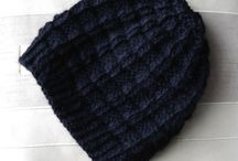 bonnet , point damier