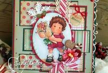 Magnolia Cards I Love