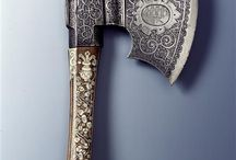 Fantasy Weapon Inspiration / A collection of inspiring pics with a fantasy theme. Especially  ideas for weapon design.