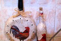 dekoratif mutfak obneleri