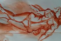 figure sketch and art