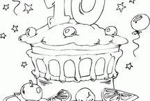 Sellos cumpleaños