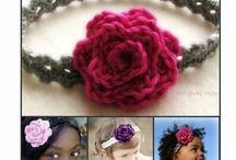 Crochet headband patterns & DIY headbands