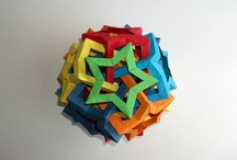 Origami - My design / No cutting, no gluing, only folding