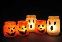 Boo! / Halloween ideas / by Lorna Leslie
