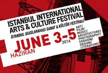 Istanbul International Arts & Culture Festival / It's time for the 6th annual Istanbul International Arts and Culture Festival! From June 3rd to 5th, 2016, one of the world's most exciting arts and culture festivals takes place in Istanbul!  Leading global figures in art meet, so come out and for more information, visit: http://www.istanbul74.com/en/