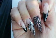 Nail Design  by. Sara Pereira