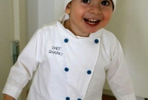 chef. Stuff,- yes I'm a chef / Chef for a living and a foodie for life / by Tammie Shook