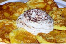 lívance,omelety