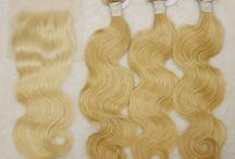 Human hair extensions you will love / Human hair extensions that have no shedding. Hair extensions that blends with any texture. Hair extensions that can be dyed. Hair extensions that will last you longer than a year.