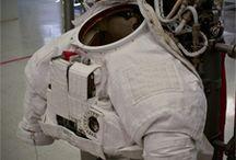 Spacesuit / Inspiration for Space Suit props