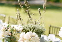 It's the center of things. / Wedding Centerpieces / by Bunkhouse Bouquets