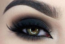 smokey eye trials for mahaa!!!