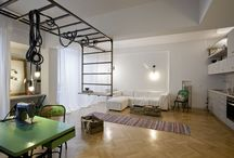 appartment in Kolonaki / Athens # Greece #  designer >> penny bartsoka