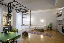 appartment in Kolonaki / Athens # Greece #  designer >> penny bartsoka